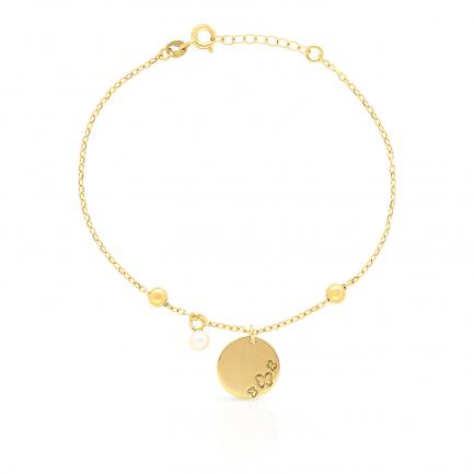 Malabar Gold Bracelet ZOFSHBR015_P
