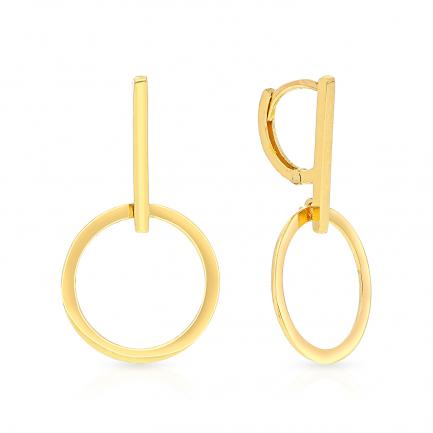 Malabar Gold Earring ZOFSHER007
