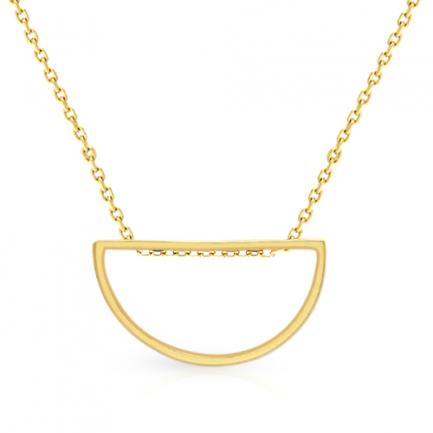 Malabar Gold Necklace ZOFSHNK008