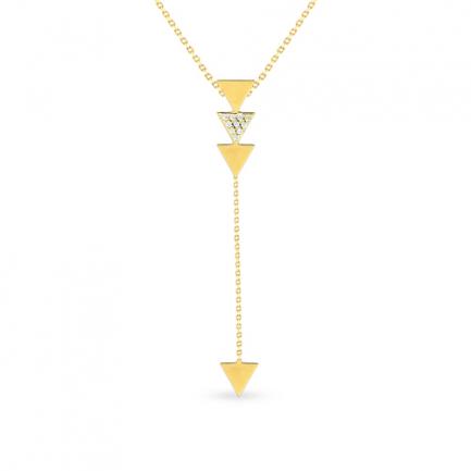 Malabar Gold Necklace ZOFSHNK012