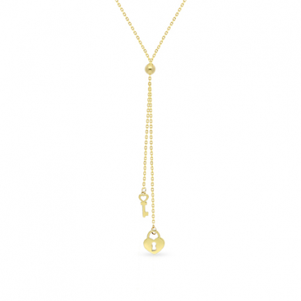 Malabar Gold Necklace ZOFSHNK037