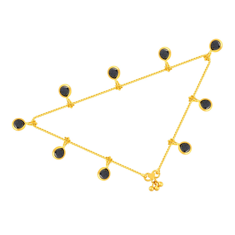 Malabar Gold Anklet Set ASAN123259
