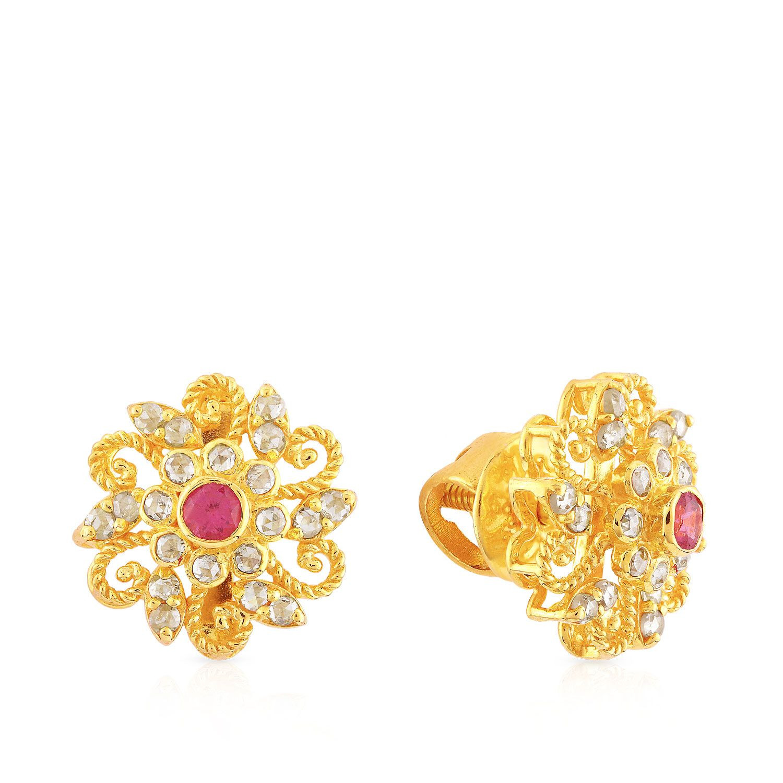 Era Uncut Diamond Earring EG033546