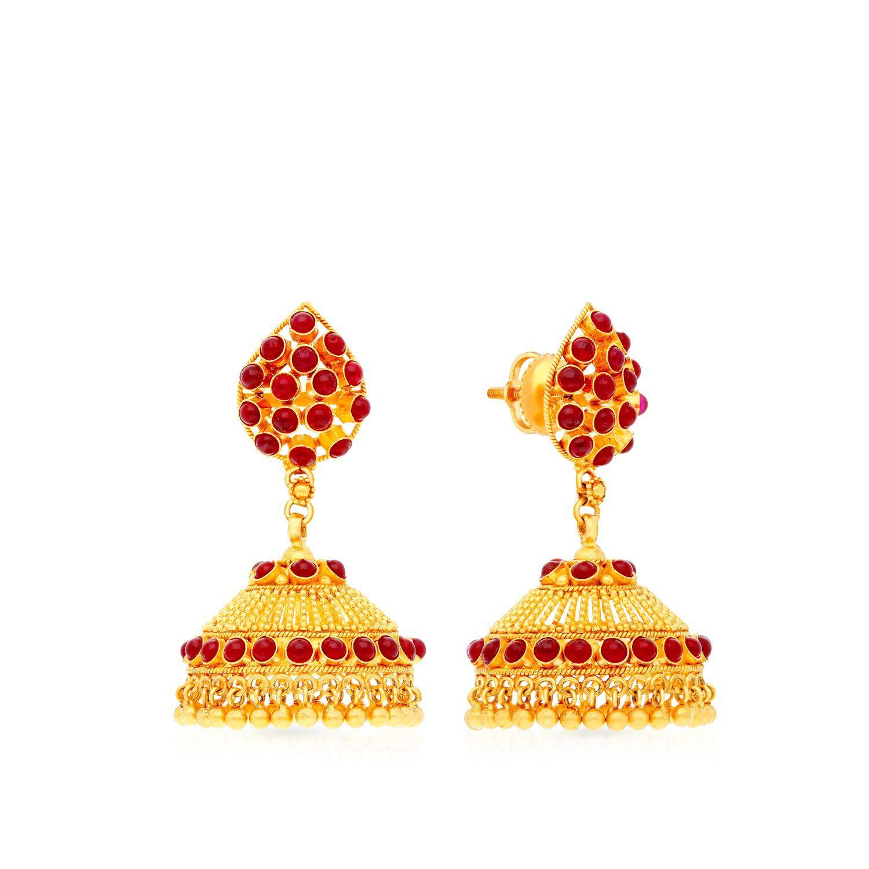 Ethnix Gold Earring EG588637