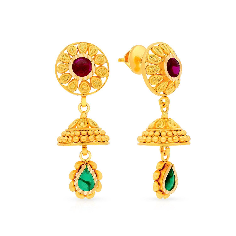 Ethnix Gold Earring EG939644