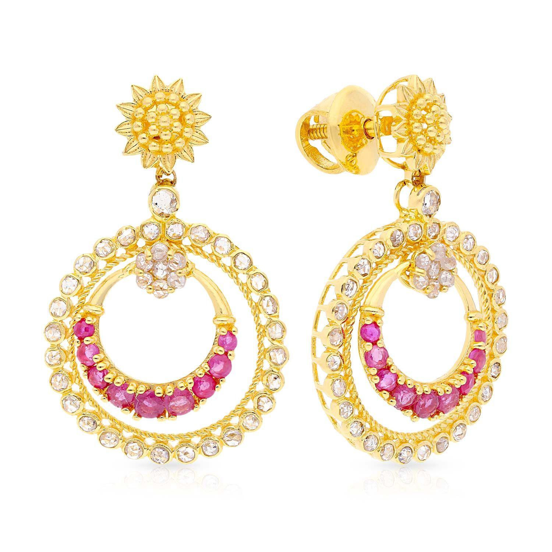 Era Uncut Diamond Earring EGNPRE358ER2