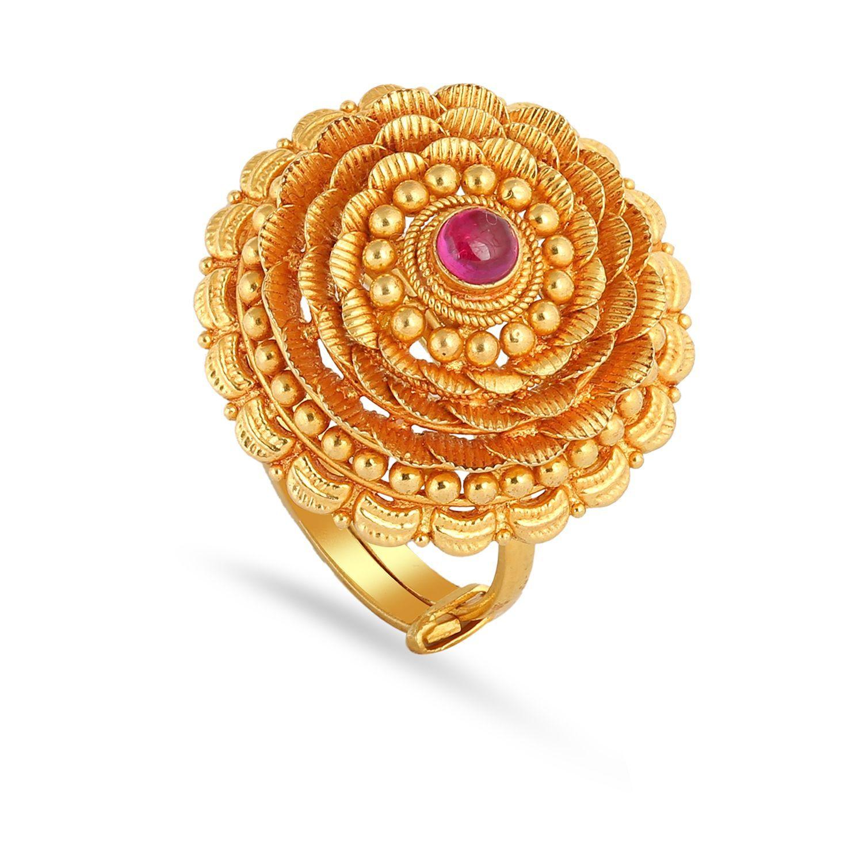 Marathi Bride Divine Ring FRDICDTRBRA007