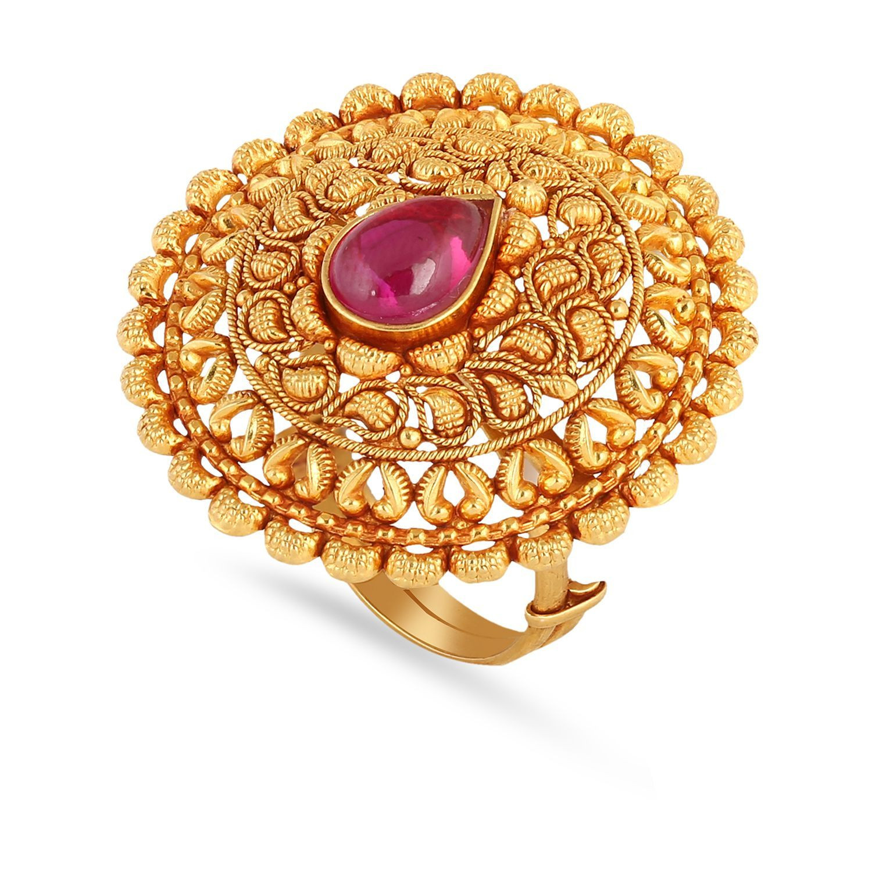 Marathi Bride Divine Ring FRDICDTRBRA009