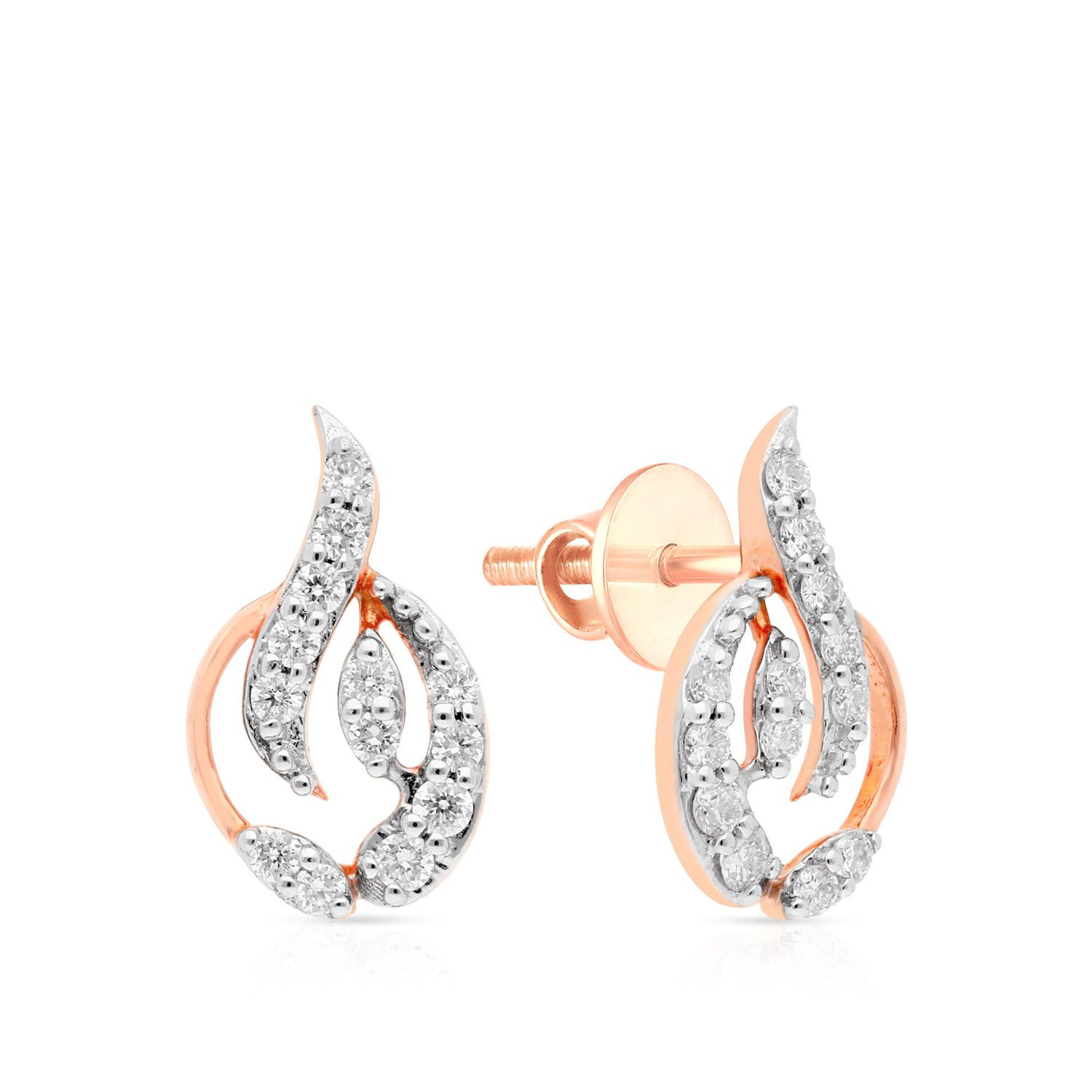 Mine Diamond Earring MGNBSC179ER1