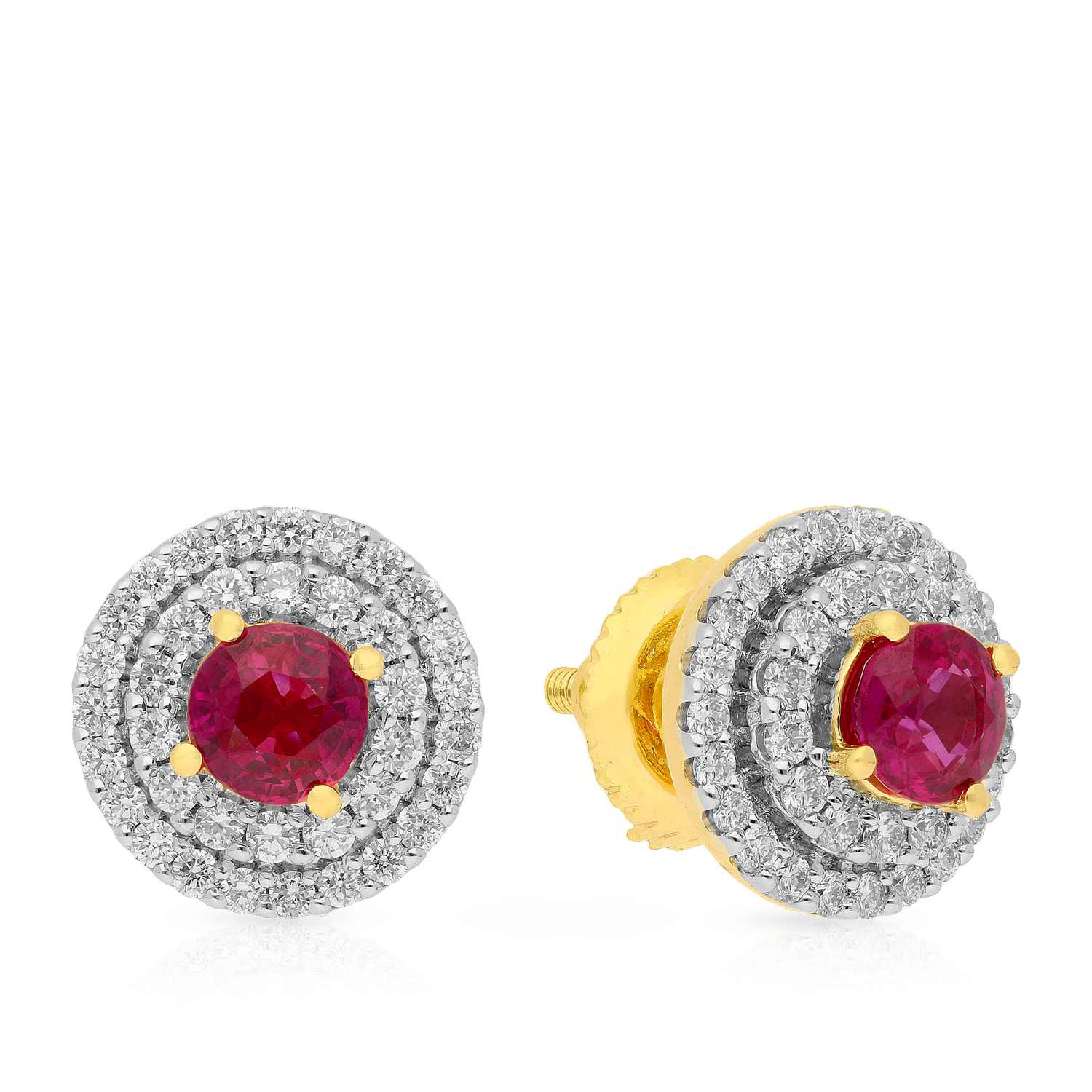Mine Diamond Earring MGNGEN269ER1