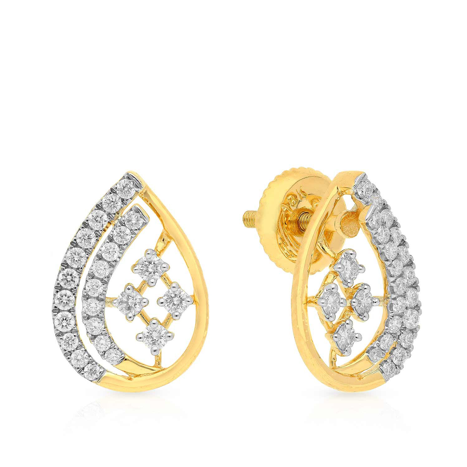 Mine Diamond Earring MGNGEN280ER1