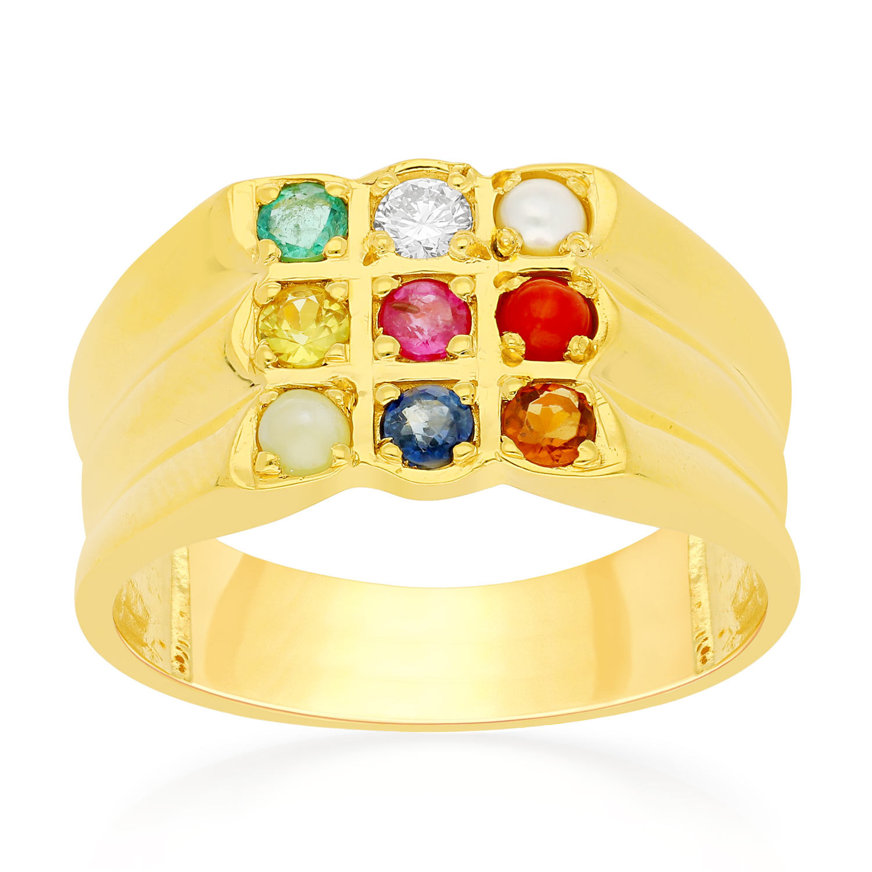 Precia Gemstone Ring PTRDNVR321RN1